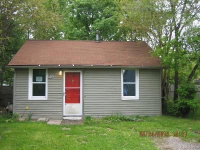 Warren Single Family Home For Sale: 8659 Chapp Avenue