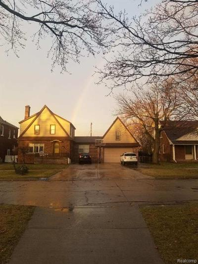 Allen Park Single Family Home For Sale: 15044 Philomene Boulevard