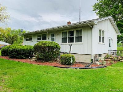 Monroe County Single Family Home For Sale: 10025 Strasburg Road