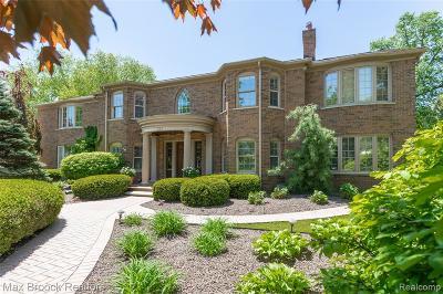 Bloomfield Single Family Home For Sale: 321 N Glenhurst Drive