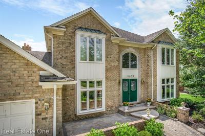 Rochester Hills Single Family Home For Sale: 3079 Kilburn Road W
