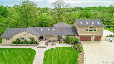 Dearborn Single Family Home For Sale: 21300 Hickorywood Court