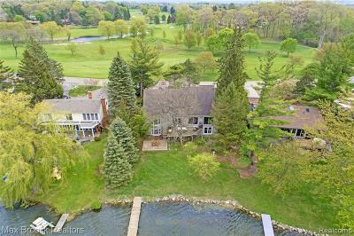 Bloomfield Single Family Home For Sale: 1371 Club Drive