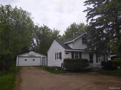 Single Family Home For Sale: 1264 W Oregon Street