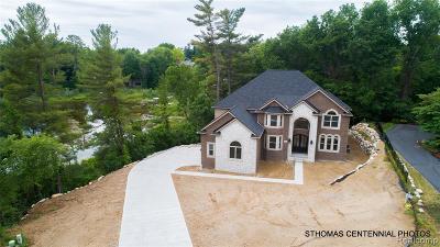Northville Single Family Home For Sale: 54075 Boardwalk Avenue