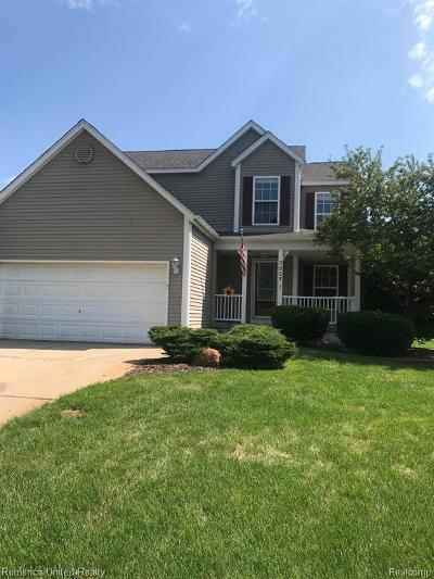 Single Family Home For Sale: 3537 Olde Dominion Drive Drive