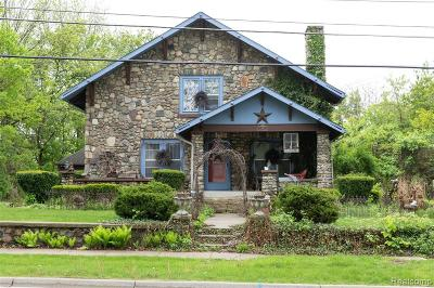 Fenton Single Family Home For Sale: 308 Main Street