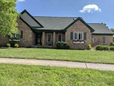 Rockwood Single Family Home For Sale: 30022 Huron Meadows Drive
