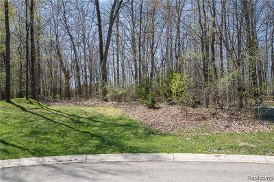 Highland Twp Residential Lots & Land For Sale: Gleneagles