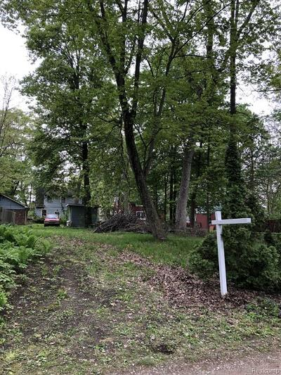 Commerce Twp Residential Lots & Land For Sale: 1715 Wickham