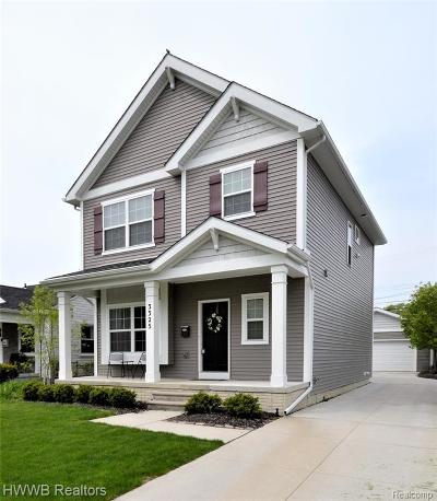 Berkley Single Family Home For Sale: 3325 Ellwood Avenue