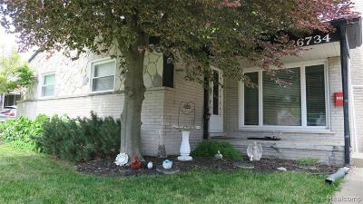 Dearborn Heights Single Family Home For Sale: 26734 Clairview Drive
