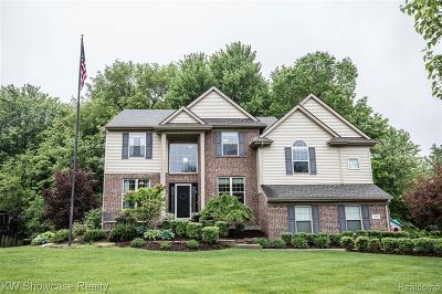 White Lake Single Family Home For Sale: 368 Kent Way