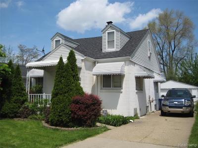 Warren Single Family Home For Sale: 12445 Prospect Avenue