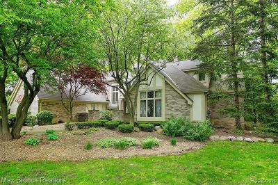 Bloomfield Twp Single Family Home For Sale: 310 Vailwood Court