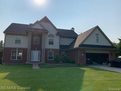 White Lake Single Family Home For Sale: 656 Akehurst Lane