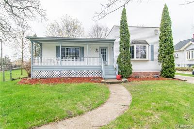 Romeo Vlg, Bruce Twp, Washington Twp Single Family Home For Sale: 7736 Lindrath