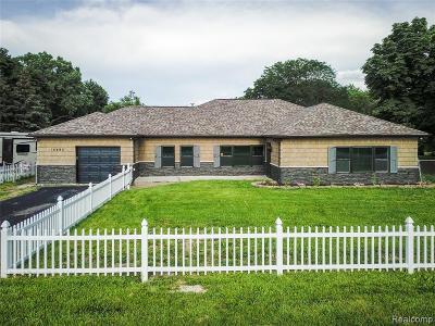 Taylor Single Family Home For Sale: 15495 Jackson Street