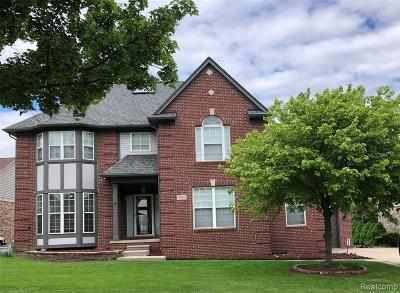 Sterling Heights Single Family Home For Sale: 4493 Saint Albans Drive