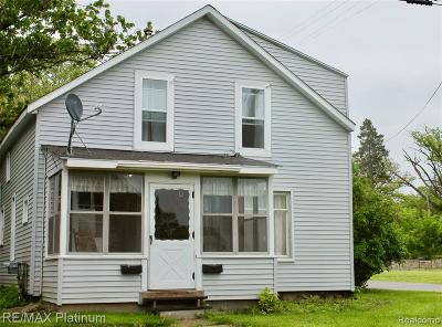Multi Family Home For Sale: 334 Adams Street
