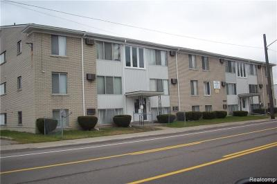 Detroit Multi Family Home For Sale: 20160 Conant Street