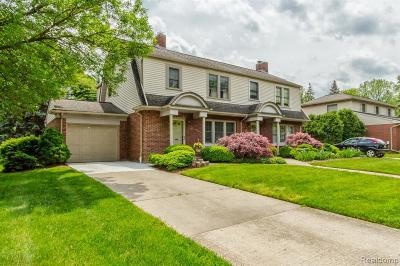 Dearborn Condo/Townhouse For Sale: 22257 Morley Avenue