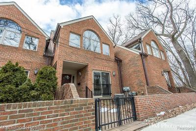 Birmingham Condo/Townhouse For Sale: 531 Brookside Avenue