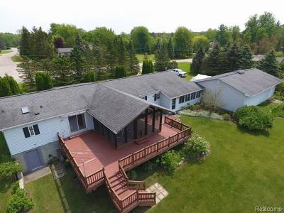 Single Family Home For Sale: 2255 Pero Lake Road