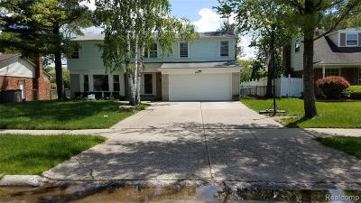Southfield Single Family Home Contingent - Continue To Show: 21175 Glenmorra St Drive
