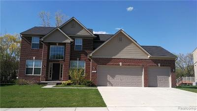 Rochester Hills Single Family Home For Sale: 1618 Newstead Lane
