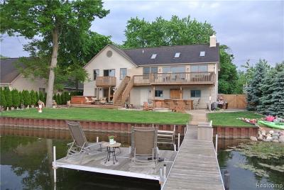 Commerce Twp Single Family Home For Sale: 8596 Cooley Lake Road