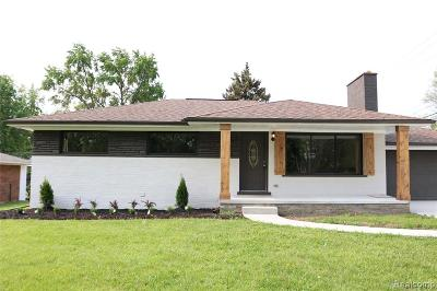 Shelby Twp Single Family Home For Sale: 8112 Saint John Street