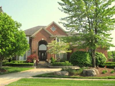 Rochester Hills Single Family Home For Sale: 667 Majestic Drive