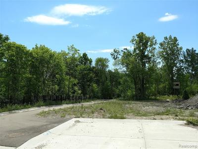 Washington Twp Residential Lots & Land For Sale: 12029 Forest Brook Drive
