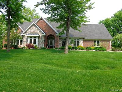 Oakland County Single Family Home For Sale: 2869 Grousewood