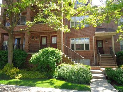 Royal Oak, Royal Oak Twp Condo/Townhouse For Sale: 1445 S Main Street