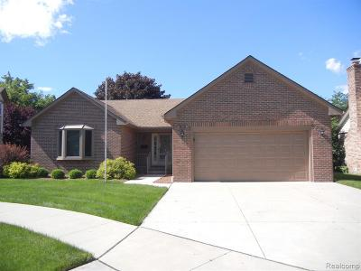 Wyandotte Single Family Home For Sale: 912 River Court