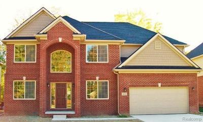 White Lake Single Family Home For Sale: Lake Jason Lane