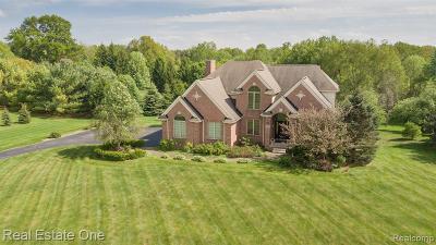 Addison Twp Single Family Home For Sale: 190 Sequoia Lane