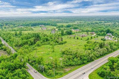 Washtenaw County Residential Lots & Land For Sale: 7900 Ford Rd