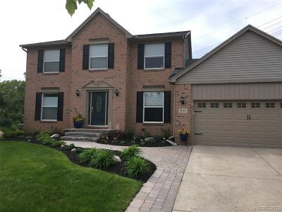 Milford Single Family Home For Sale: 938 Meadowbrook Court