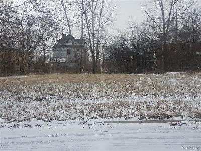 Detroit Residential Lots & Land For Sale: 282 Smith