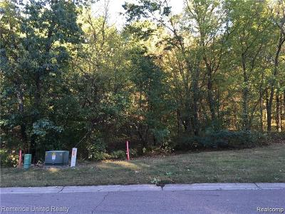 Holly Twp MI Residential Lots & Land For Sale: $83,900