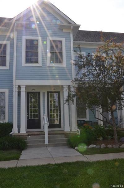 Canton Twp MI Rental For Rent: $2,500