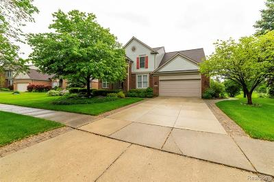 Rochester Single Family Home For Sale: 572 Wyngate Drive