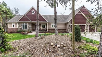 Milford Single Family Home For Sale: 2027 W Commerce Road