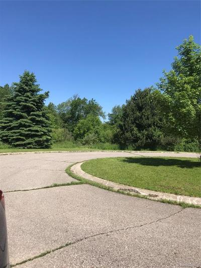 Holly Twp Residential Lots & Land For Sale: V/L Vanessa