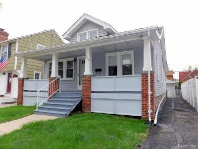 Wyandotte Single Family Home For Sale: 369 Kings Highway