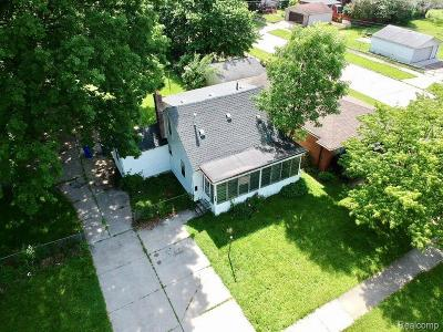 Dearborn, Dearborn Heights Single Family Home For Sale: 4203 Gertrude Street