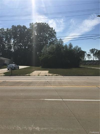 Sterling Heights Residential Lots & Land For Sale: 44051 Ryan Road